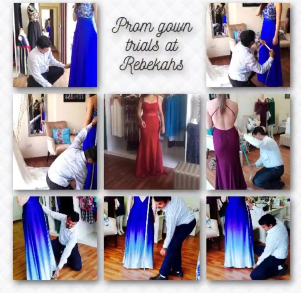 Rebekhas bespoke tailoring Dubai
