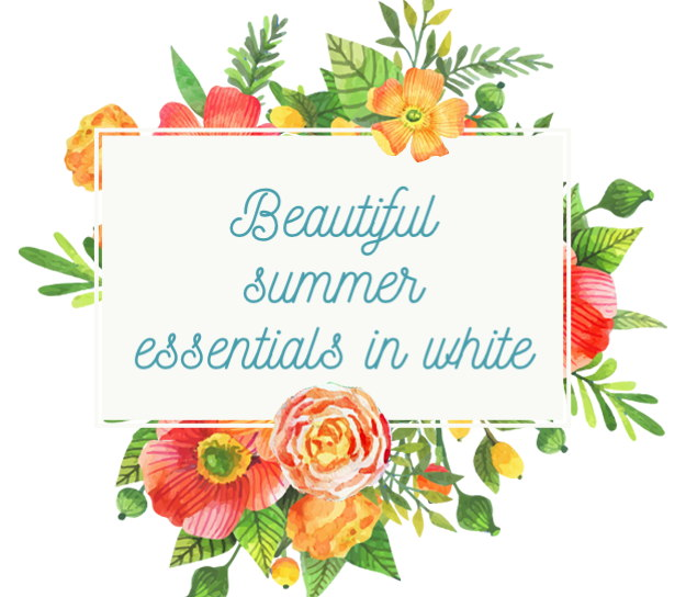 Beat the Heat – This Year's Summer White Dress